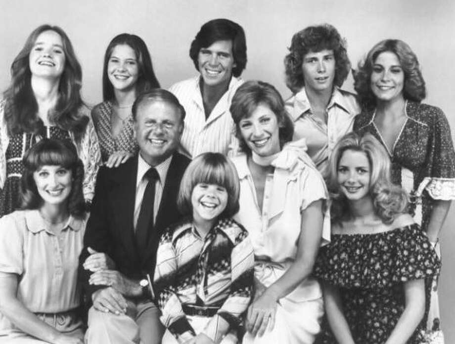 'Eight is Enough' was modeled after the life of syndicated newspaper columnist Thomas Braden, father of eight children.