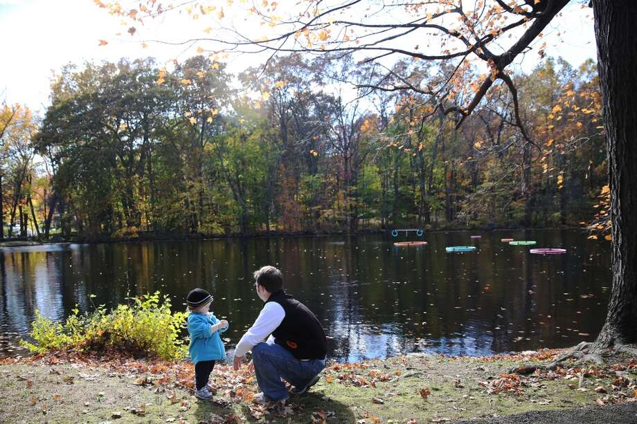 The Stamford Museum & Nature Center hosts two Columbus Day events on Monday, Oct. 14 -- one for adults and one for children. Fall Breakout Day: Native American Culture will be held for kids and The Back 80: A Historical Hike through the SM&NC Forest will be held for adults. Monday, October 14, 10:30 am - Noon Photo: Mike Ross