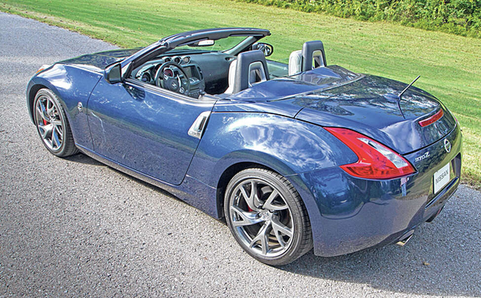 2014 Nissan 370Z Roadster Touring (photo courtesy Nissan)
