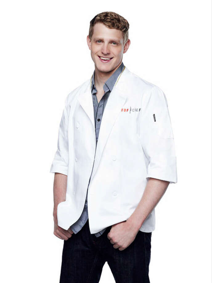 TOP CHEF -- Season:11 -- Pictured: Travis Masar -- (Photo by: Justin Stephens/Bravo) Photo: Bravo, Justin Stephens/Bravo / 2013 Bravo Media, LLC.