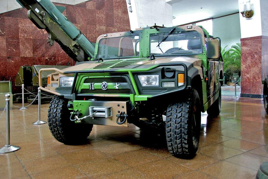 Bootleg Humvee Photo:  Boris Van Hoytema/Flickr.com