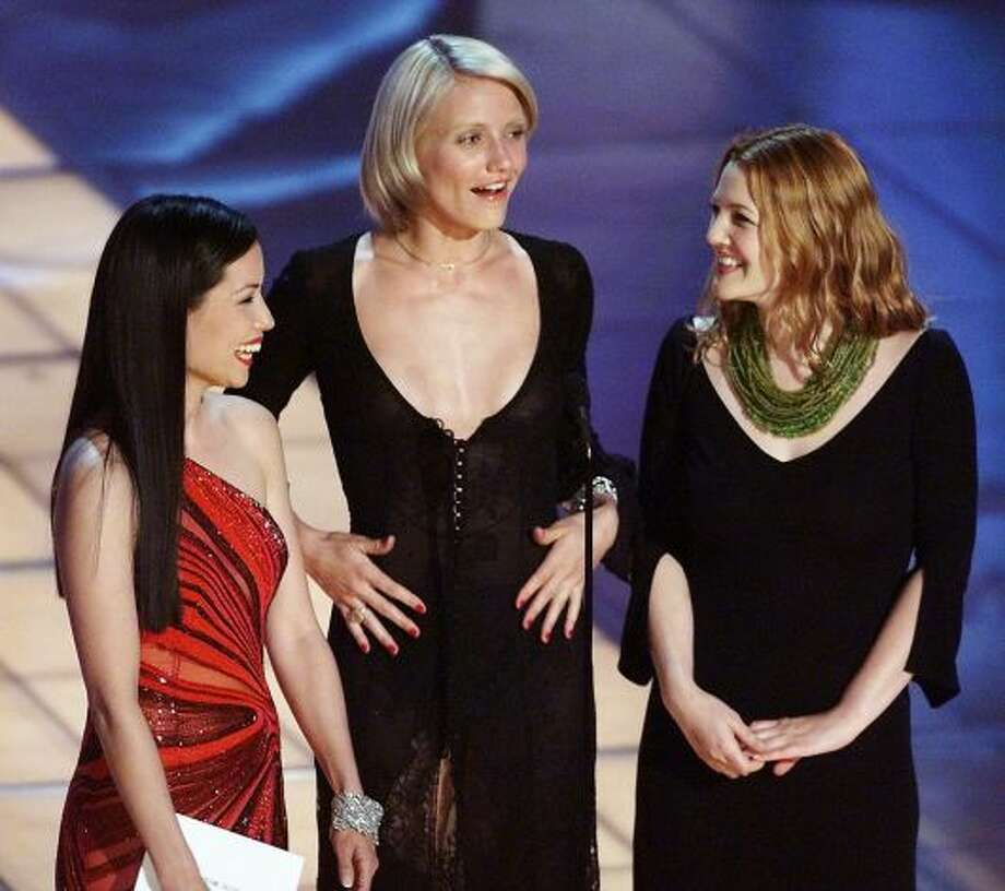 """Charlie's Angels"" (2001):  Managed to make the 1970s original seem restrained and thoughtful."