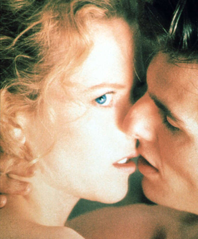 """Eyes Wide Shut"" -- Kubrick's last, suggested by rwf 1945."