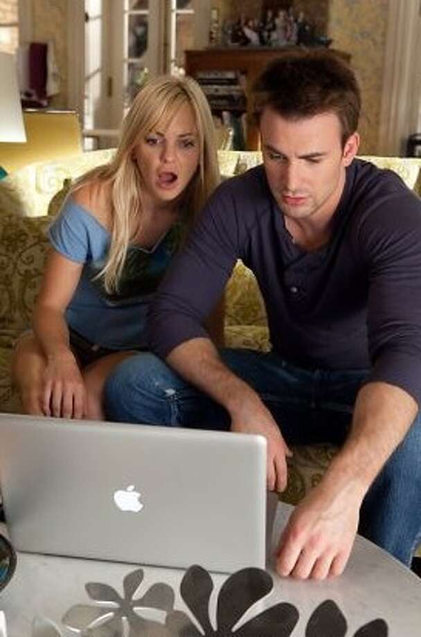 What's Your Number?  A tasteless film and a waste of a potentially strong comic talent, Anna Faris.