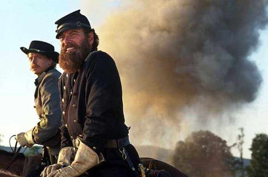 """Gods and Generals"" -- the Civil War from the wrong perspective.  The film went on almost as long as the war."