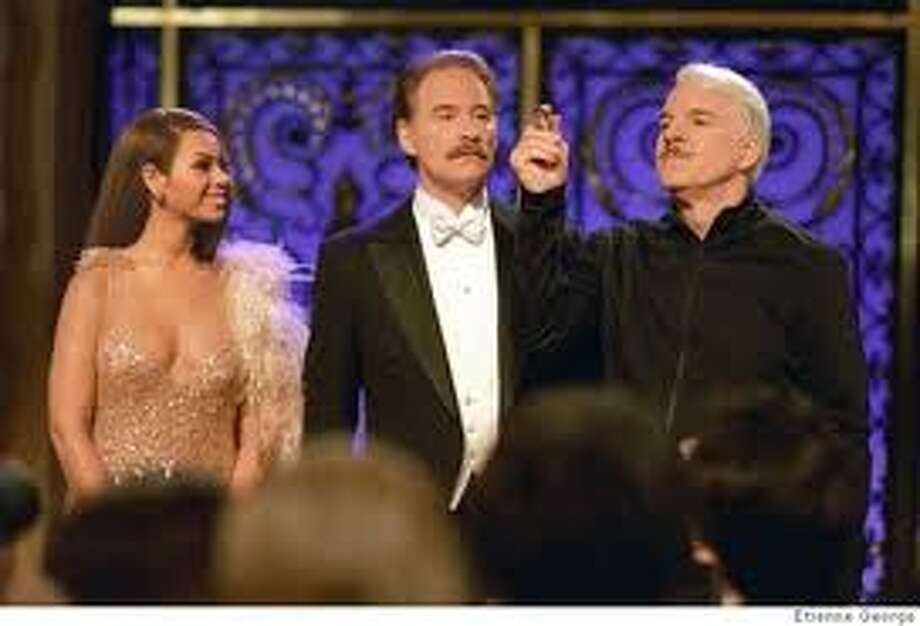 """The Pink Panther"" (starring Kevin Kline and Steve Martin)"