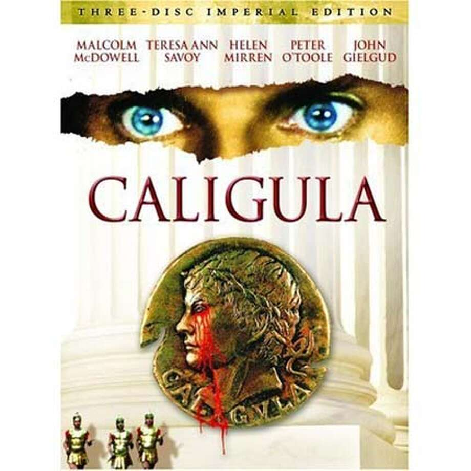 """""""Caligula"""" -- a vile exercise no one ever needs to see."""