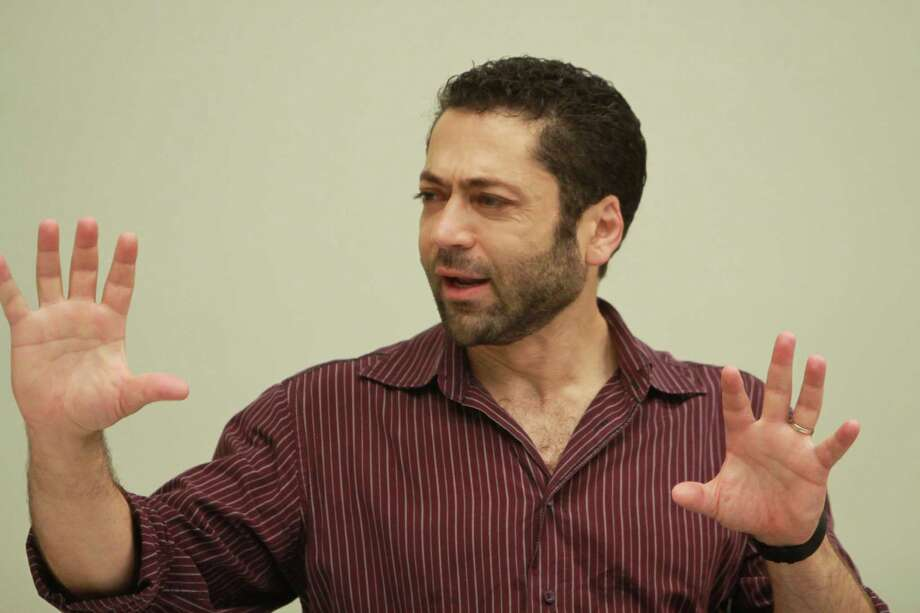 "José Maria Condemi is directing Houston Grand Opera's production of ""Aida."" Photo: Gary Fountain, Freelance / Copyright 2013 Gary Fountain."