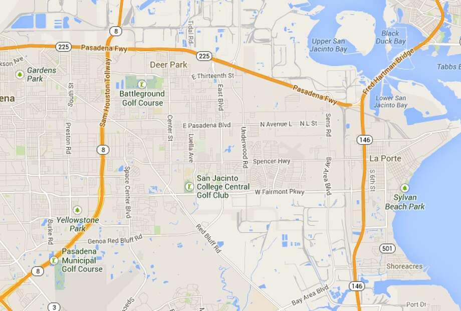 Entire city of Deer Park – Justin Neel on Facebook Photo: Google Maps