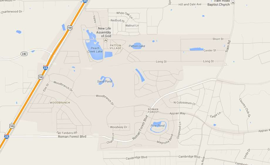 Patton Village – Yankee in Texas on Facebook Photo: Google Maps
