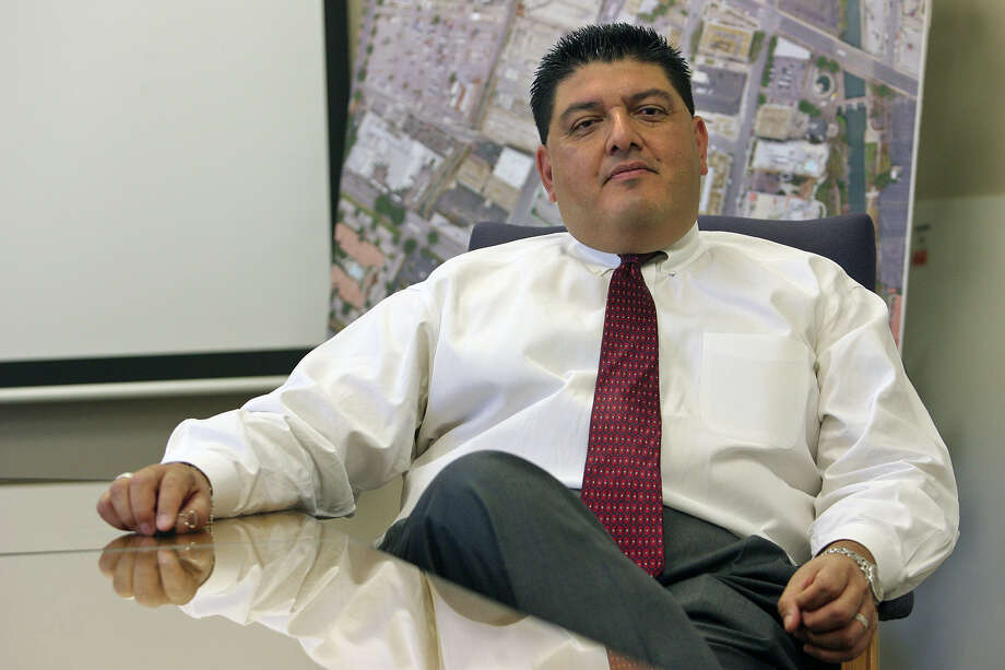 Bexar County Appraisal District Chief Michael Amezquita says a new law will make his job difficult. Photo: Tom Reel / San Antonio Express-News