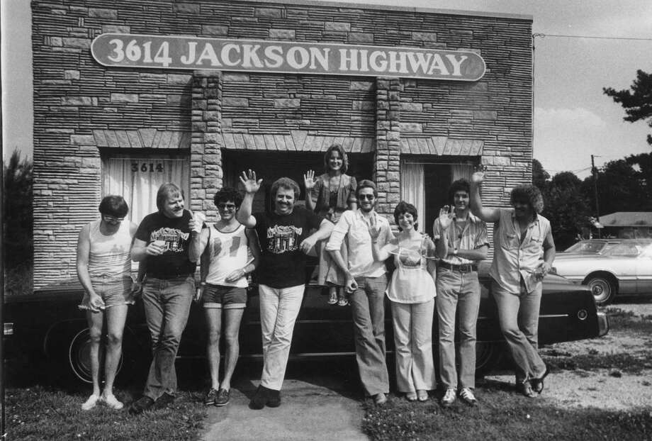 The Swampers, originally called the Muscle Shoals Rhythm Section, was the house band for FAME Studios. The band eventually opened its own recording studio, Muscle Shoals Sound Studio. Photo: Magnolia Pictures