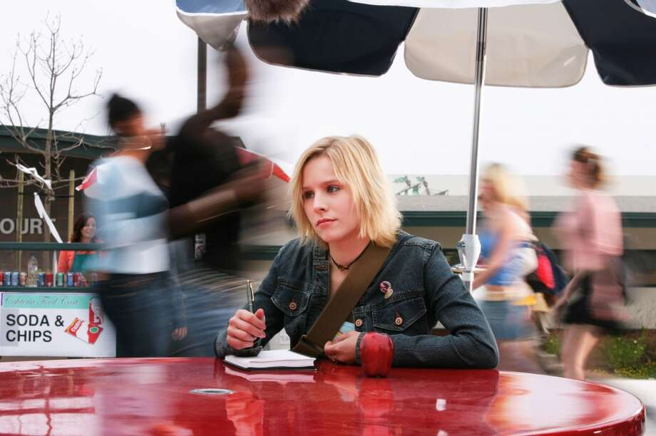 "A ""Veronica Mars"" movie was released thanks to the die-hard support of fans. Photo: SCOTT GARFIELD, AP"