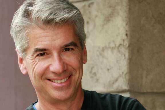 "D.J. MacHale, author of ""Sylo,"" below, is the book festival's keynote speaker."