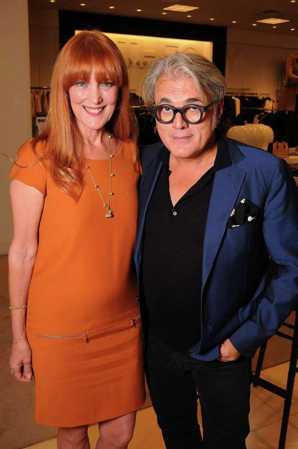 Gracie Cavnar and Giuseppe Zanotti Photo: Dave Rossman, Freelance / © 2013 Dave Rossman