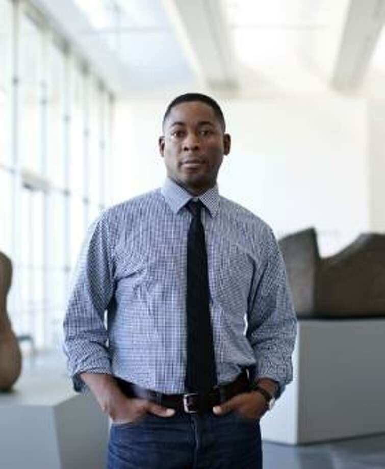 Franklin Sirmans was the curator of modern and contemporary art for The Menil Collection. Photo: Courtesy Of The Menil Collection