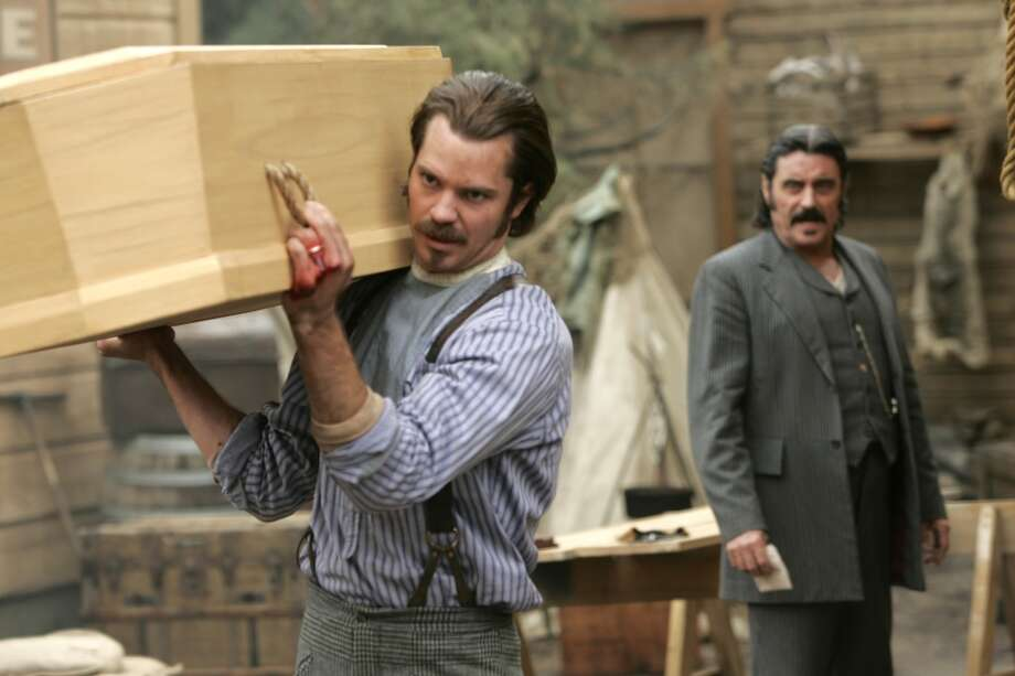 """Deadwood"" – Only solace is that if it hadn't been canceled, Timothy Olyphant might never have gone on to star in ""Justified."" Photo: HBO"