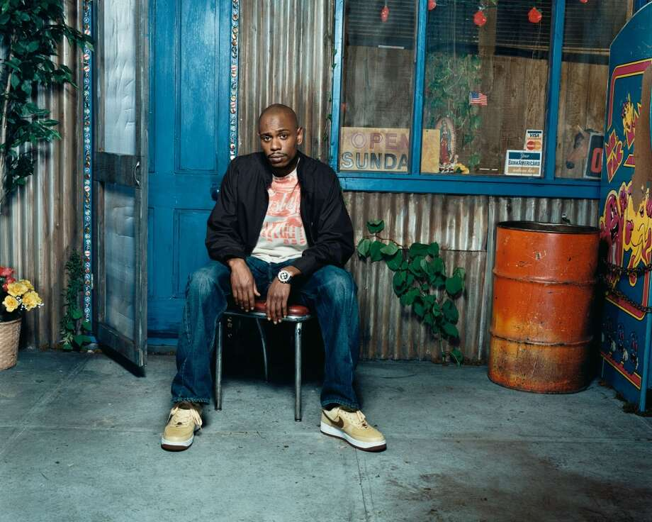 "Like other must-watch Comedy Central programs like ""South Park"" and ""The Daily Show,"" ""Chappelle's Show"" skewered American culture with its entirely unique brand of humor. Photo: DANIELLE LEVITT, AP"