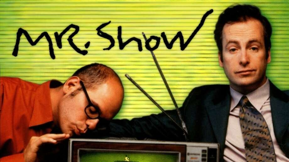 "Bob Odenkirk and David Cross both went on to successful solo careers after ""Mr. Show."""