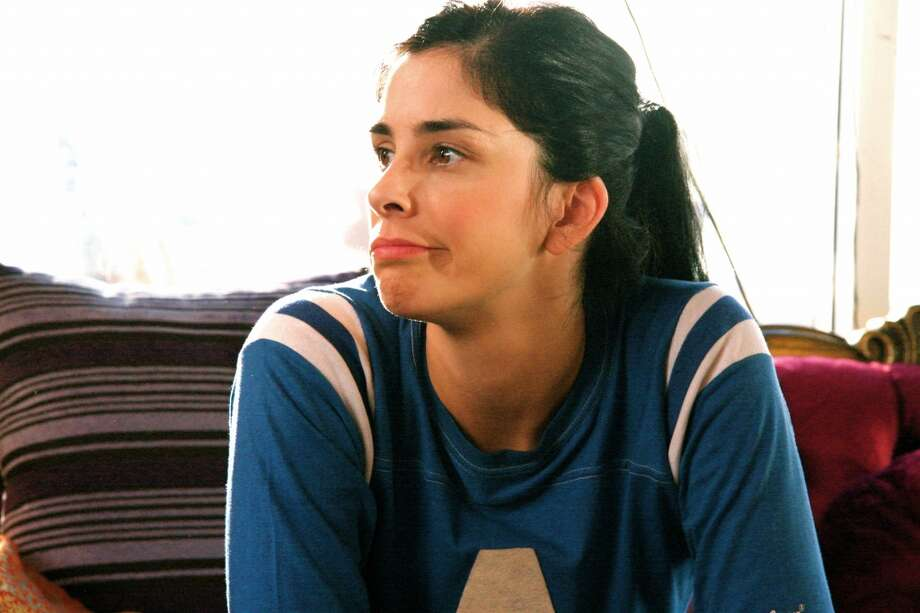 "Comedian Sarah Silverman was nominated for an Emmy for her role in ""The Sarah Silverman Program."" Photo: Steve Agee"