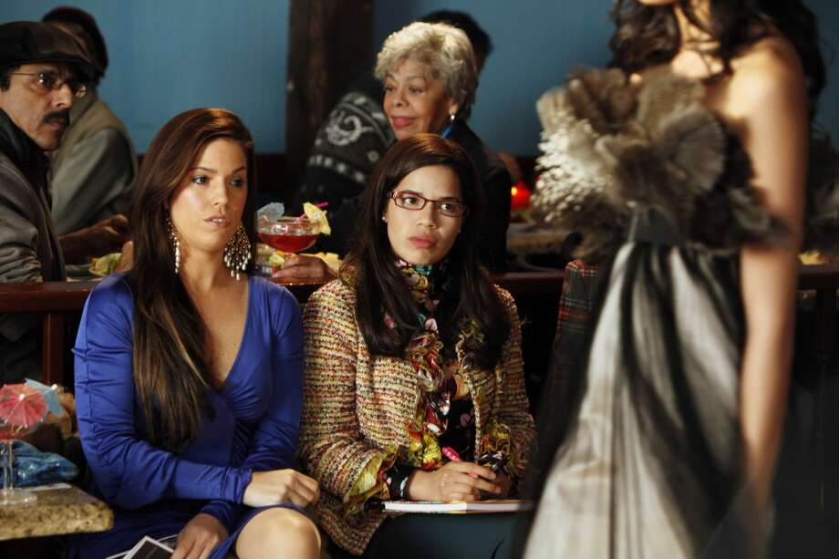"""Ugly Betty"" had a meteoric climb in the ratings, then crashed quickly. Photo: Patrick Harbron, ABC"