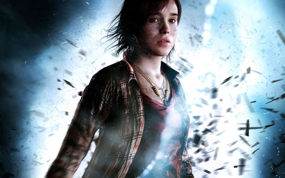 """Beyond: Two Souls"" is a supernatural-thriller game seeking answers about life after death. Photo: Quantic Dream / Courtesy Images"