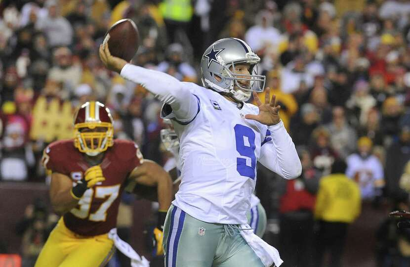 The Redskins' defense overwhelmed Tony Romo and the Cowboys in last year's regular- season finale th