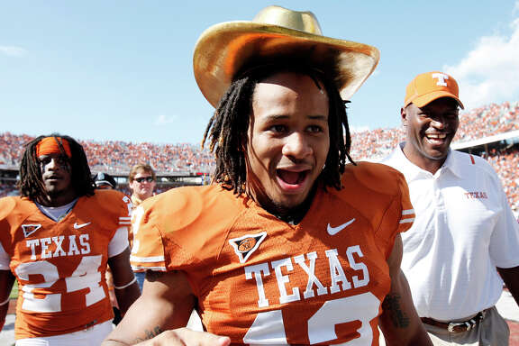 The last time Texas beat Oklahoma in the Red River Rivalry was in 2009 when Earl Thomas and the Longhorns walked off with the Golden Hat after a 16-13 win.