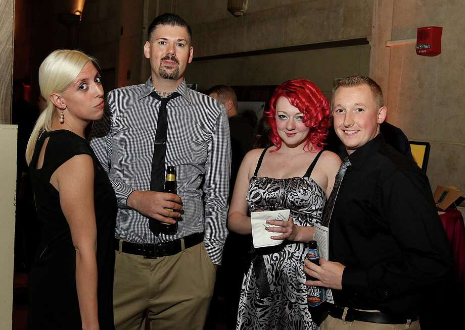 Were you Seen at the inaugural Rock your Style for AIDS Sake, a benefit for the Albany Damien Center, at 11 North Pearl in Albany on Friday, Oct. 11, 2013? Photo: Joe Putrock/Special To The Times Union