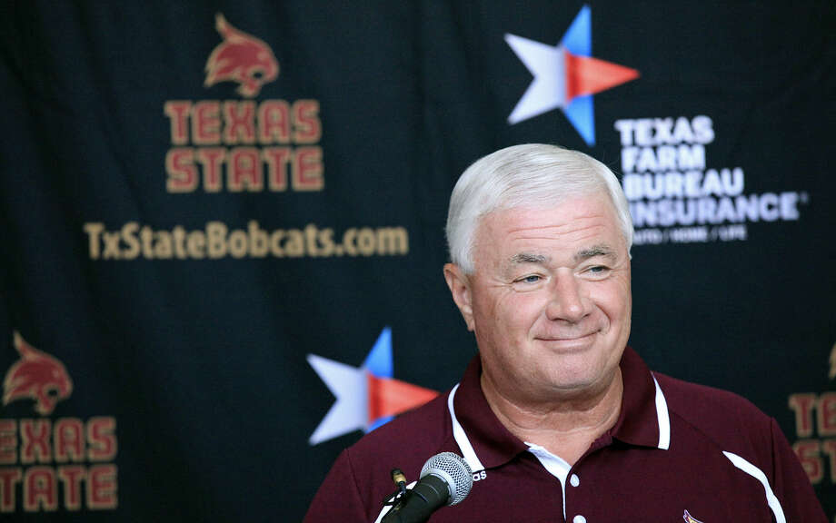 Dennis Franchione: Bobcats bought into hype after beating Wyoming.