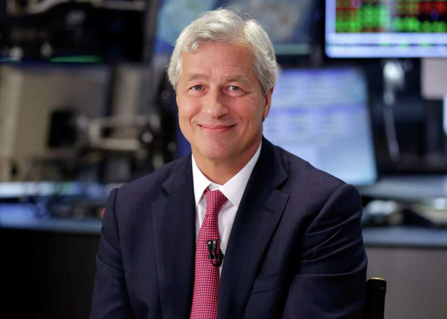 22. Jamie Dimon, chairman and chief executive officer of JP Morgan Chase Photo: Richard Drew, STF / AP