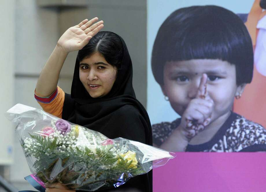 Malala Yousafzai, shot in the head by the Taliban, was a Noble Peace Prize favorite, but consolation accompanied her loss.