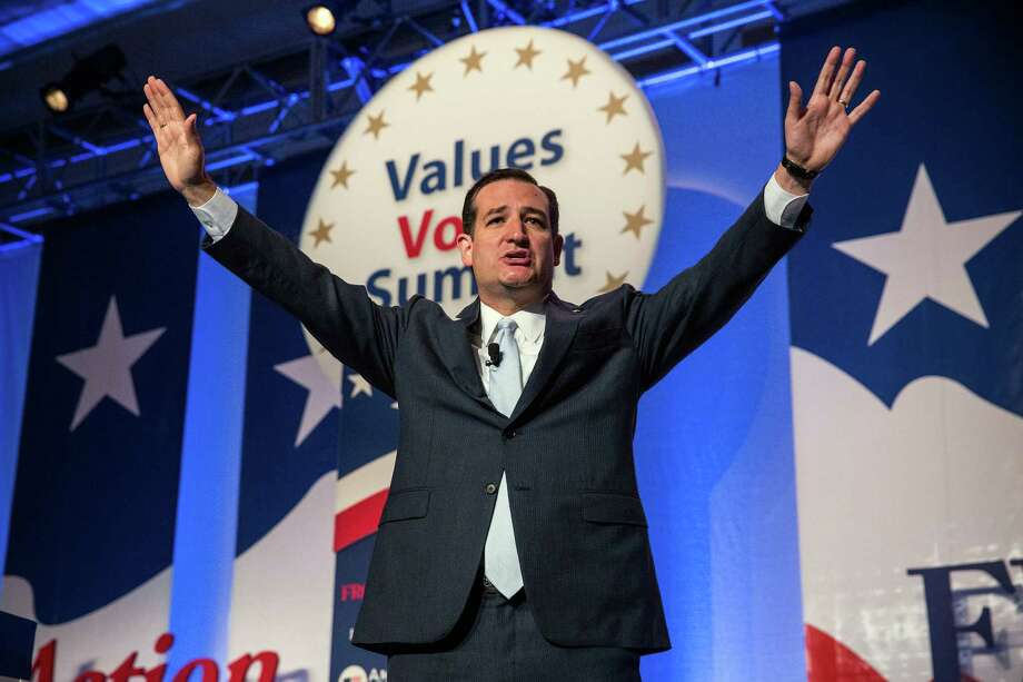 Republican Sen. Ted Cruz continues his campaign against Obamacare at the annual Values Voters Summit.