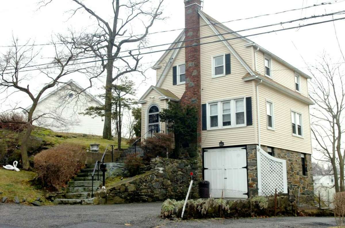 A house in Byram on 218 S. Water Street is on the market for $475,000 on Tuesday, January 19, 2010. It is one of the affordable houses on the market in Greenwich.