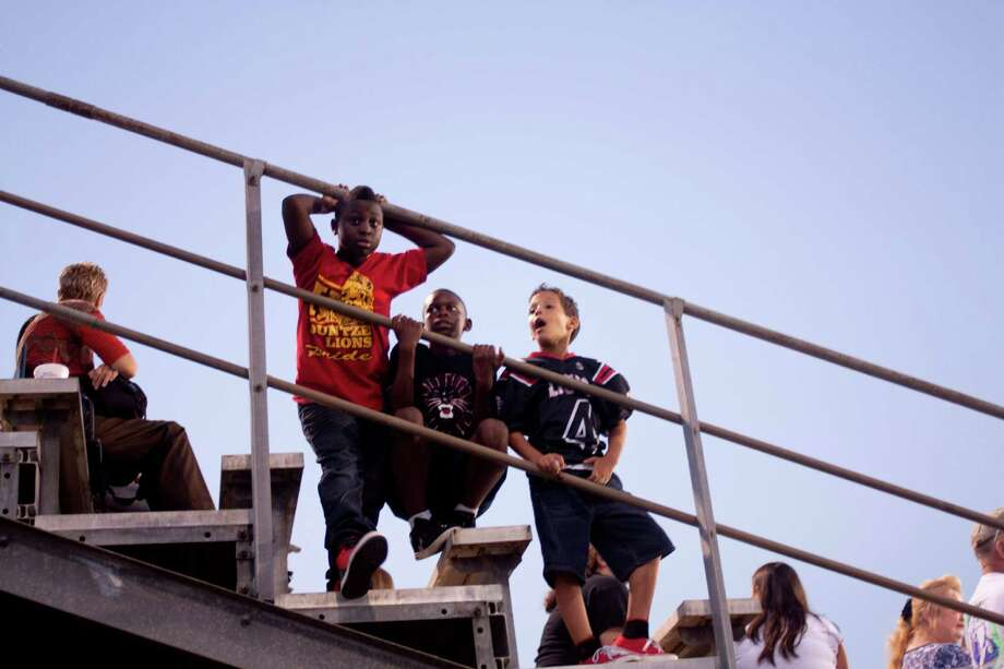 Kountze Homecoming game against Warren Photo: Tim Monzingo
