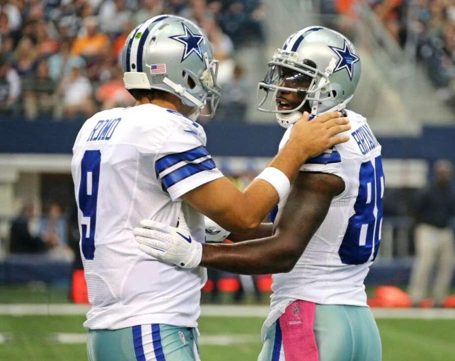 Romo and Dez a dazzling combo even in Dallas defeat.  Now the flip against the Redskins.
