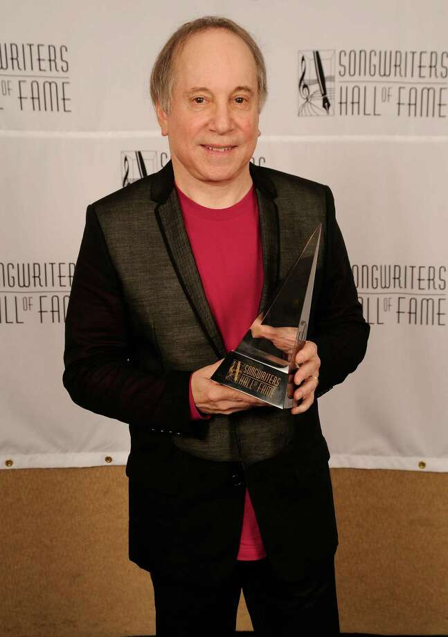 NEW YORK - JUNE 17:  Honoree Paul Simon attends the 41st Annual Songwriters Hall of Fame Ceremony at The New York Marriott Marquis on June 17, 2010 in New York City.  (Photo by Gary Gershoff/Getty Images for Songwriter's Hall of Fame) Photo: Gary Gershoff / 2010 Getty Images