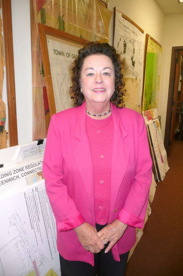 Greenwich Town Planner Diane Fox Photo: Anne W. Semmes, Greenwich Time / Greenwich Time