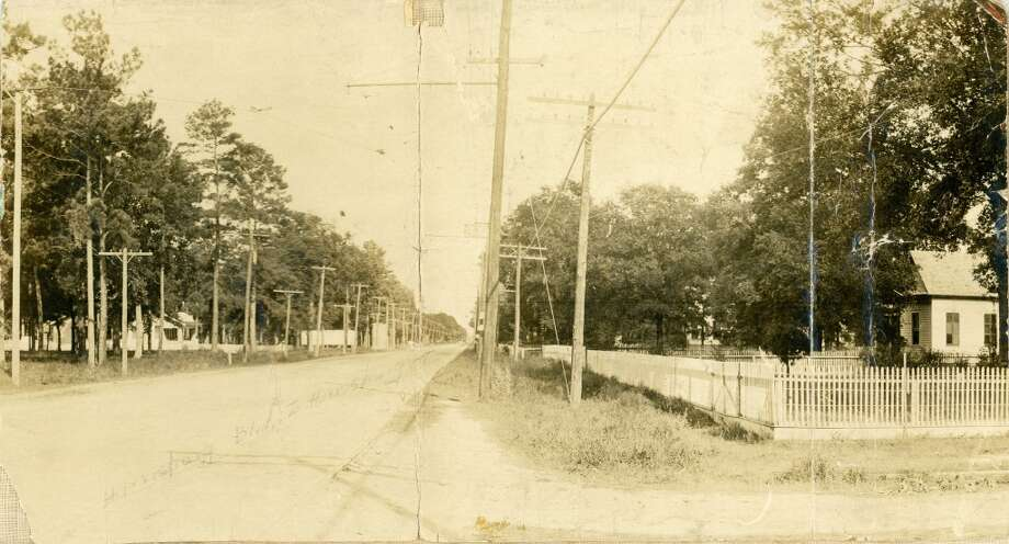 Looking east toward Harrisburg on Harrisburg Avenue. Photo: Chronicle File