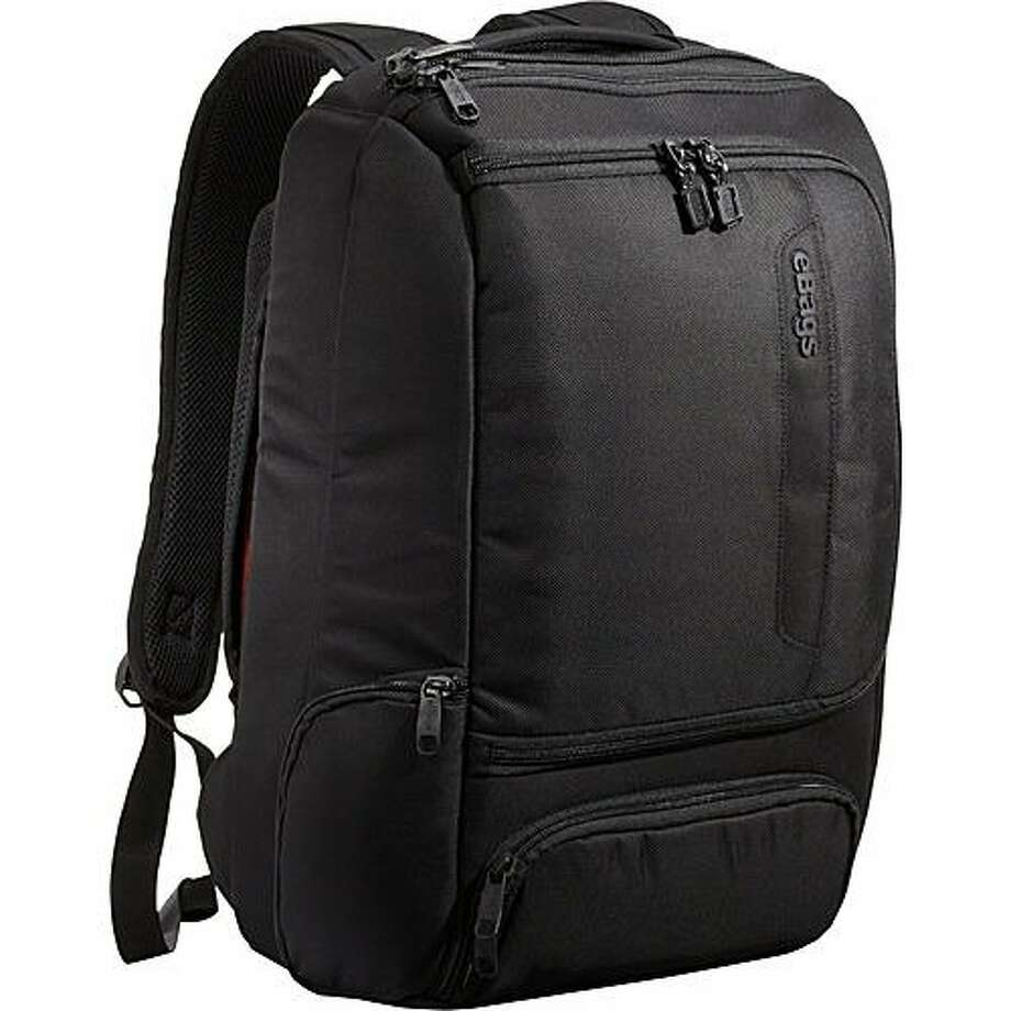 TLS Professional Slim Laptop Backpack by eBags. Photo: EBags