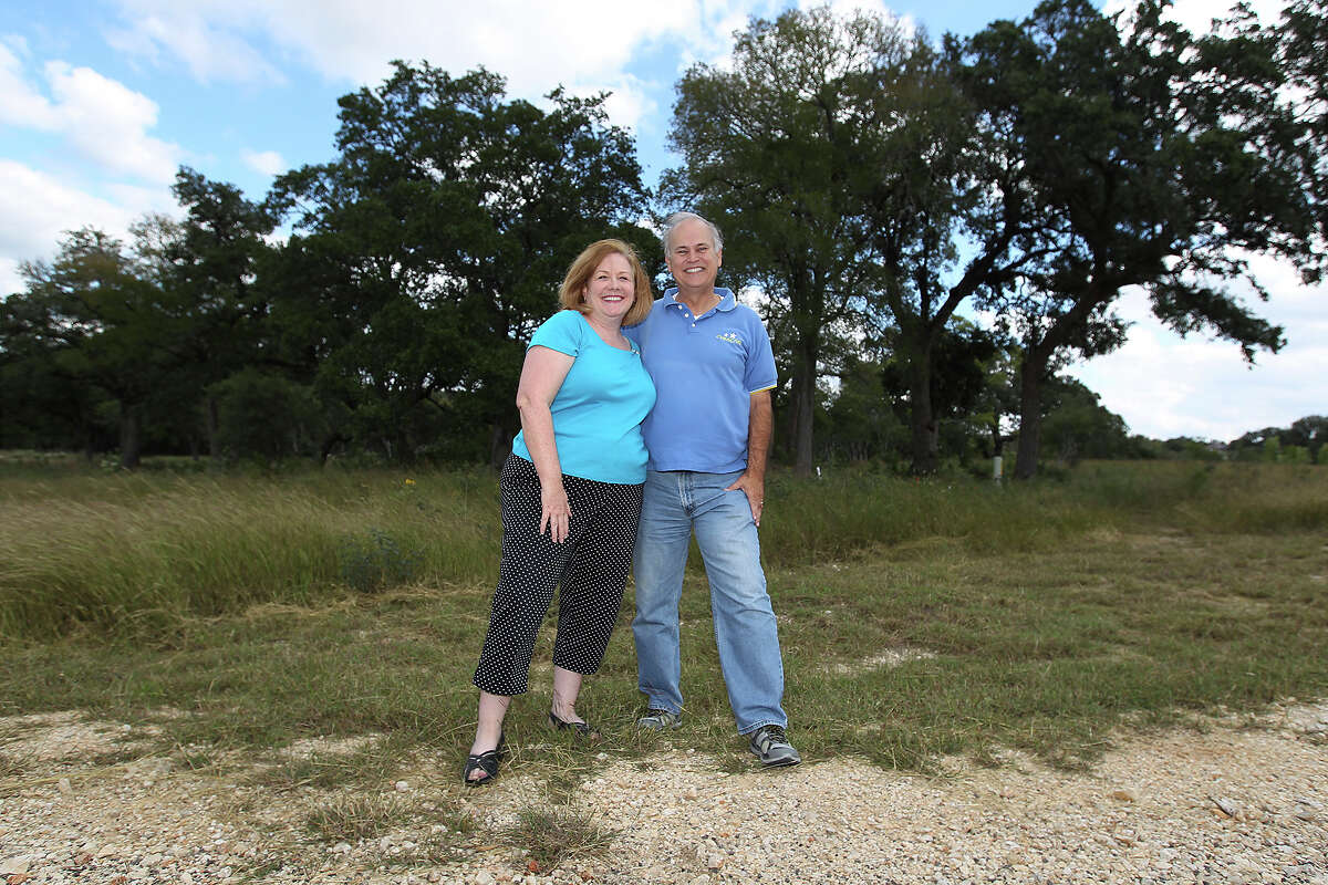 Helping a Hero's Dave and Katherine Mulholland found their dream home, and they were thrilled to donated lots so homes could be built for wounded soldiers.