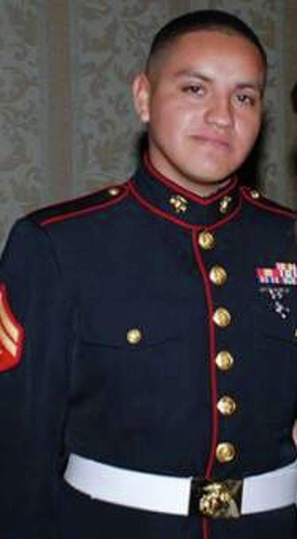 Iraq war veteran Armando Torres III was abducted in Tamaulipas in May.