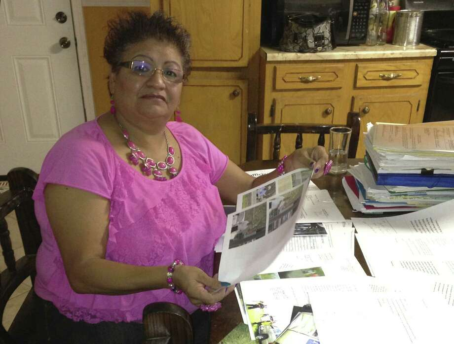 Longtime resident San Juanita Reyna, who has witnessed the Velas' rise to power, has amassed newspaper clippings from each defeat at the ballot box, court records and surveillance photos of the Velas and has offered to show it all to law enforcement agencies willing to take a look.