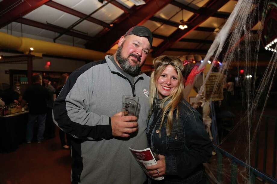 SEEN Bridgeport Brew At The Zoo Photo: Brenda Kokenos