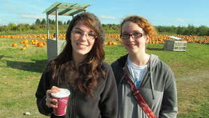 Were you Seen at the Apple Festival and Craft Show at Goold Orchards in Castleton on Hudson on Sunday, Oct. 13, 2013?