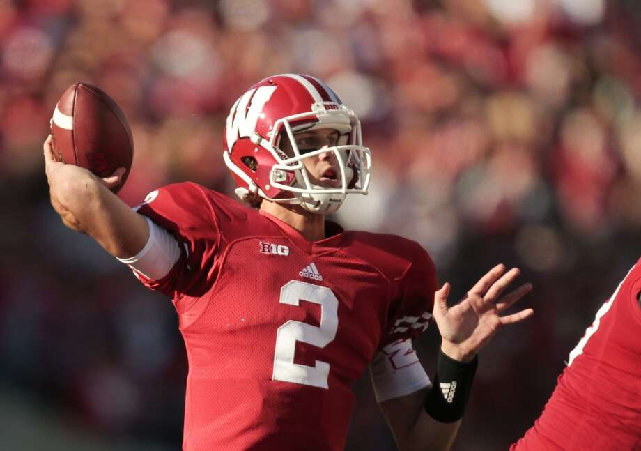 19. Wisconsin (9-3) Last week: 21 Photo: Andy Manis, Associated Press