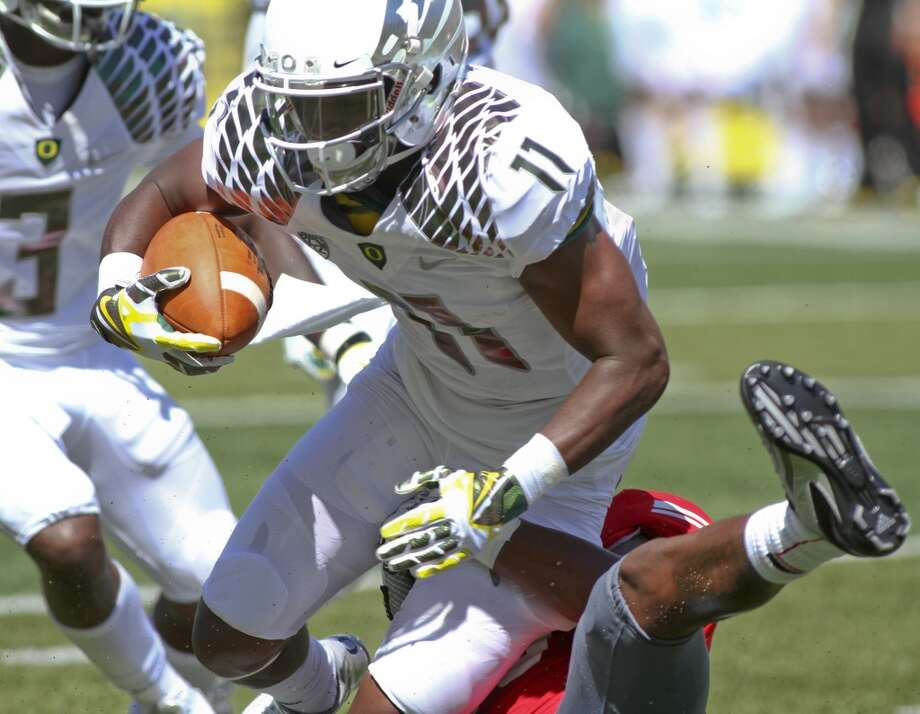 2. Oregon (6-0) Last week: 2 Photo: Christopher Barth, Getty Images