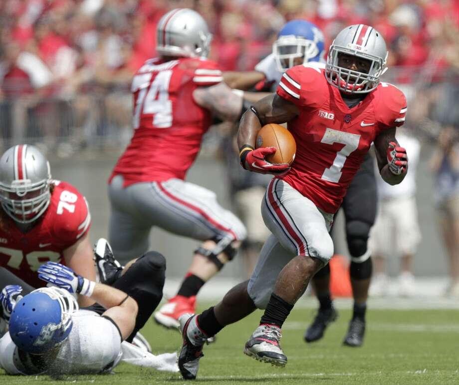 4. Ohio State (6-0) Last week: 4 Photo: Jay Laprete, Associated Press