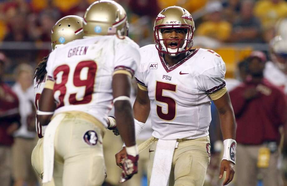 5. Florida State (5-0)
