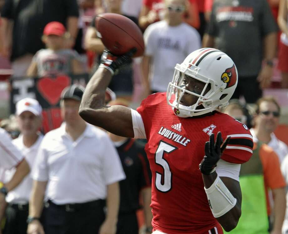 8. Louisville (6-0) Last week: 8 Photo: Garry Jones, Associated Press
